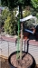 Kompozitná záhradná tyč hr.8mm dlžka 1,5m zelená RAL6002