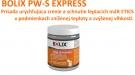 BOLIX PW-S express 250g - urýchľovač tuhnutia mált