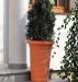 Dekoratívny kvetináč verona 16L tehlovo červená