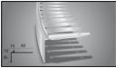 Balkónový profil FLEXI prírodný 2,5m (cena za ks)