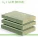 PETRAFAS hr. 50mm (3,6m2/bal) Fasádna minerálna vlna