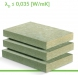 PETRAFAS hr. 140mm (1,2m2/bal) Fasádna minerálna vlna