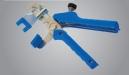 Kliešte nivelačné modre
