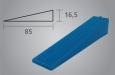 Nivelačný klin modrý (bal. 100ks)