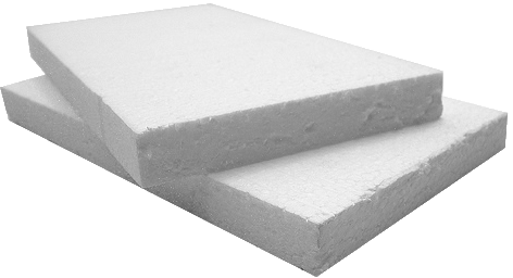 Expandovaný pěnový polystyren - bílý